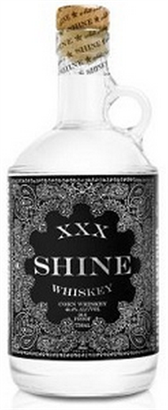 Xxx Shine Corn Whiskey Libertea